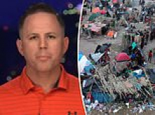 'Babies sleeping in the dirt, ants and real coyotes': Cleanup organizer tells of horror in Del Rio